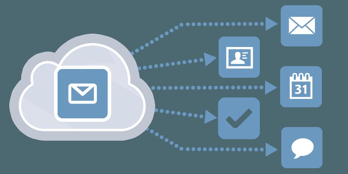 Comes e-mail hosting