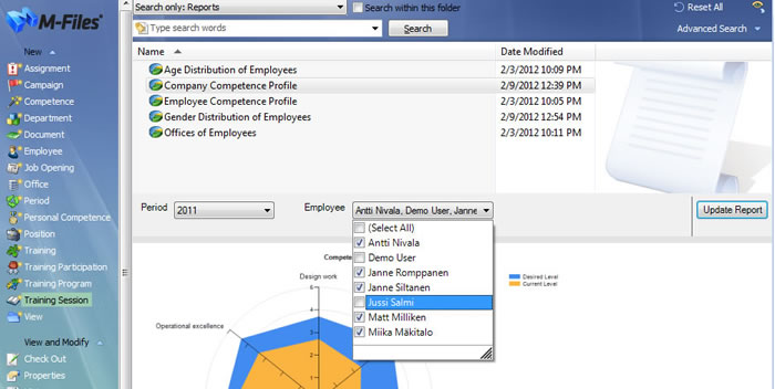 M-Files – Systém pro správu dokumentů (DMS)