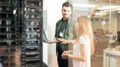 Správa sítě - Komplexní outsourcing IT