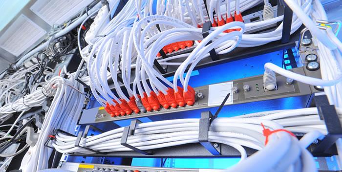 Strukturovaná kabeláž